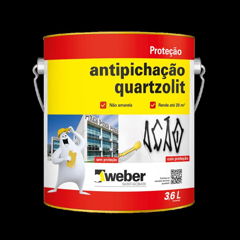 weber.guard proteção antipichação quartzolit